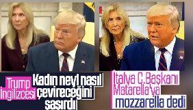 ЗМІ поширюють фейк про Трампа, який «назвав президента Італії моцарелою»