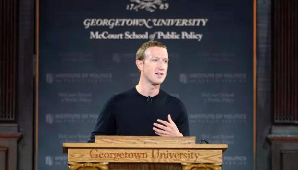 Історія Facebook, Китай і цензура в інтернеті: за що критикували Цукерберга після його промови