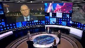 Нардеп від «Слуги народу» Євген Шевченко взяв участь у російській пропагандистській програмі на «Первом канале»