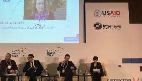 В Україні є криза з комунікаціями представників влади – учасники дискусії National Media Talk