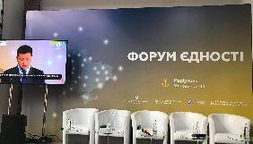 Крим відсутній у великих ЗМІ, а про Донбас згадують лише в контексті війни – Зеленський