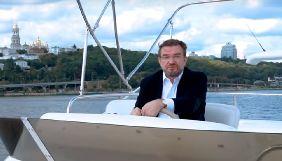 Євген Кисельов запускає YouTube-проєкт «Кисельные берега»