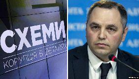 Портнов сказав, що нібито має редакційне завдання інформувати суспільство про «незаконні дії журналістів»