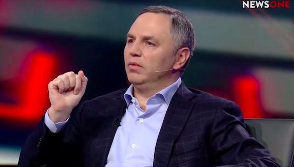 Фейсбук видалив акаунт Андрія Портнова