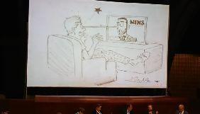На Всесвітньому форумі за демократію потролили представницю RT