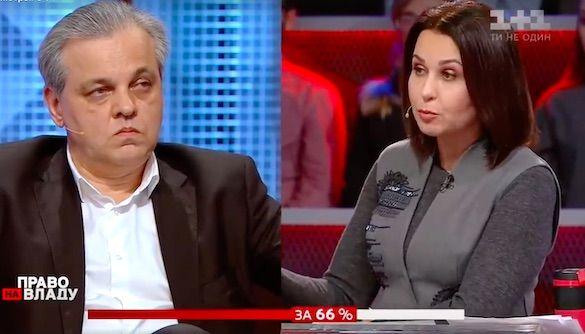Наталія Мосейчук заявила, що вона – не журналіст