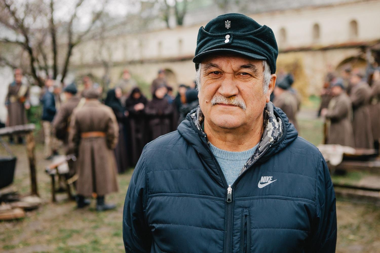 Василь Шкляр озвучив екранізацію свого роману «Чорний ворон»