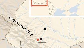 Газета The New York Times виправила ілюстрацію з картою України без Криму