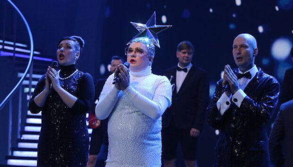 Андрію Данилку стало погано на зйомках новорічного концерту каналу «Україна»
