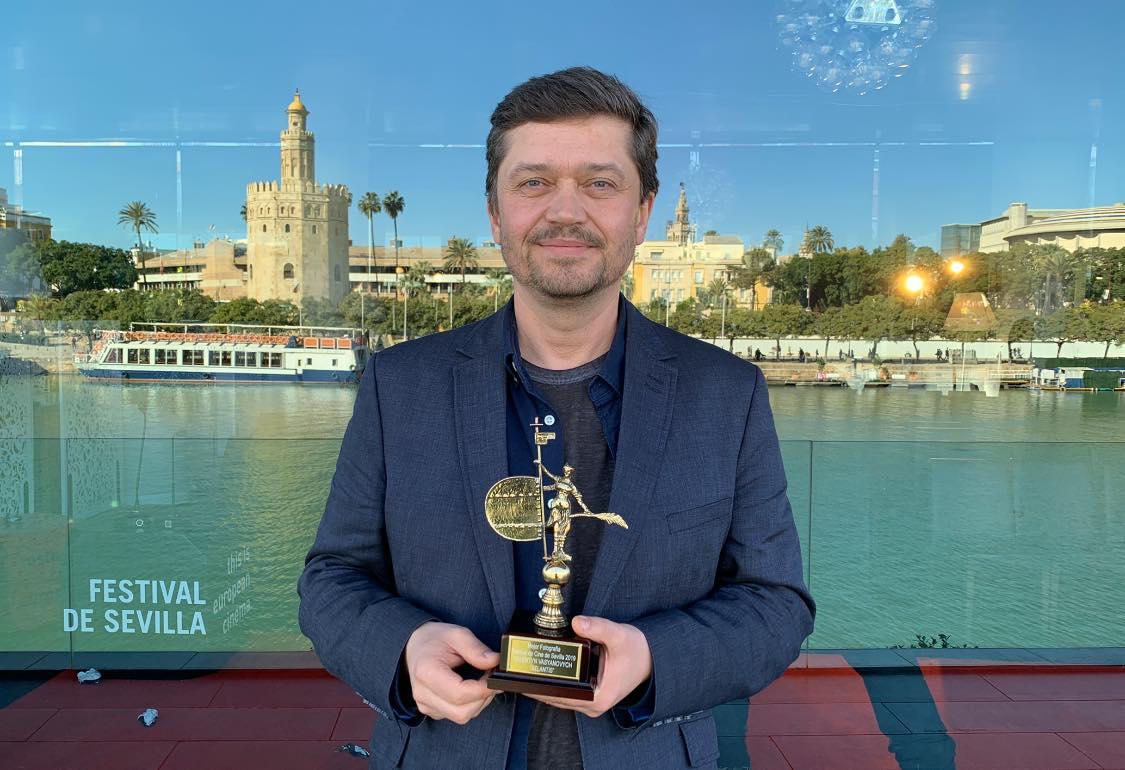 «Атлантида» Васяновича здобула приз за кращу операторську роботу на фестивалі в Севільї