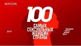 Російський журнал включив список «найсексуальніших жінок країни» українських співачок