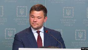 ЦВК у лютому 2019 року акредитувала Андрія Богдана як кореспондента ТСН – «Схеми»