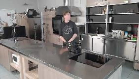 На «UA: Крим» стартували зйомки кулінарного токшоу з Османом Пашаєвим
