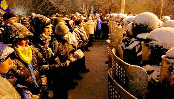 Революція Гідності у Бердичеві: що відбулось насправді 19 лютого 2014 року