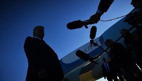 Передвиборчий штаб Трампа не акредитовуватиме на свої події журналістів Bloomberg