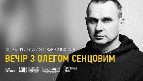 Олег Сенцов проведе «відверту розмову» у Києві