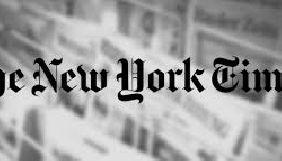 The New York Times відмовилася виправляти інтерв'ю з Оленою Зеркаль