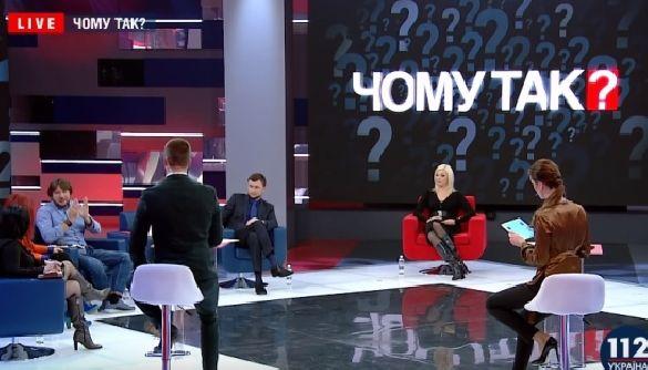 «Украина – большой публичный дом». Что рассказывают о легализации проституции на 112-м канале