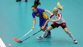 Суспільне наживо покаже Чемпіонат світу з флорболу серед жінок 2019