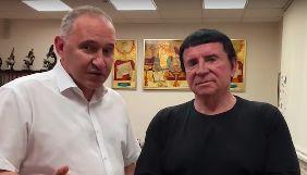 Борис Тодуров прорекламував «легендарного» Кашпіровського, а потім видалив відео