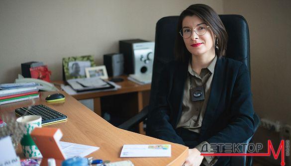 Ірина Славінська: «Журналістська робота — це переклад реальності для аудиторії»