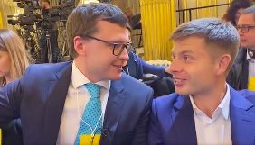 Нардеп Олексій Гончаренко спробував «вивести на чисту воду» російських пропагандистів в Парижі