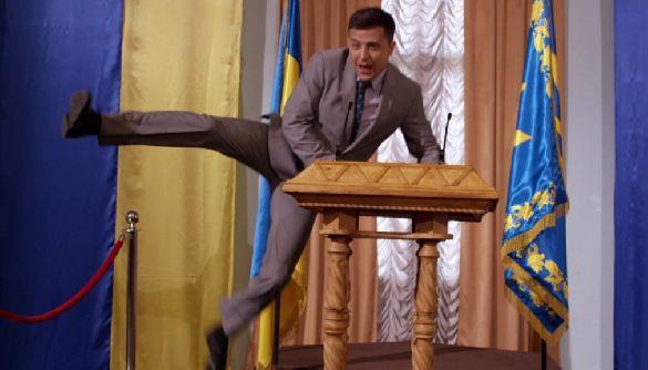 Сериал «Слуга народа» не покажут на российском ТВ. Хватило трех серий