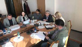 Комітет гуманітарної та інформполітики запропонував парламенту розглянути 2020 року 47 профільних проектів