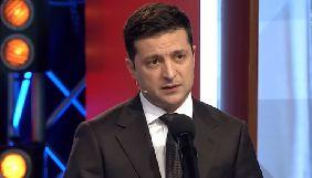 Зеленський назвав «великою помилкою» відмову від показу серіалу «Слуга народу» на ТНТ