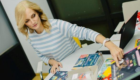 Анна Гончар, «ПлюсПлюс»: На шкільних підручниках ми не заробляємо, лише інвестуємо