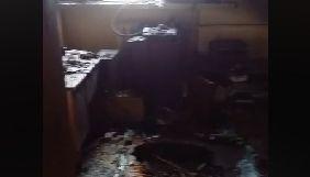 На Львівщині згоріла редакція районної газети «Голос Самбірщини», поліція відкрила провадження