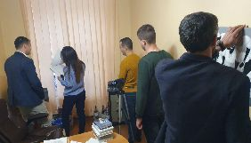 В Одесі до телеканалу «Думская TV» прийшли з обшуками