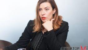Юлія Сінькевич не братиме участі в повторному конкурсі на посаду голови Держкіно