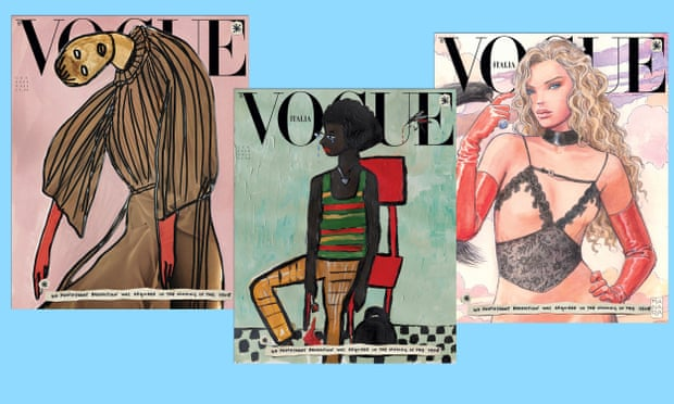 Vogue Italia у січневому випуску відмовився від фотосесій заради довкілля