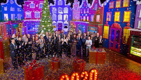 Детектор телерейтингів: хто став лідером новорічної ночі?