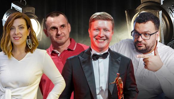 Сенцов повернувся, Іллєнко пішов, Україна вступає до «Єврімаж». Підсумки кінороку