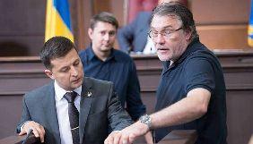 На реформованому UATV побував режисер «Слуги народу»