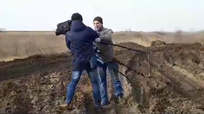 Журналісти ТРК «Сігма» повідомили про перешкоджання