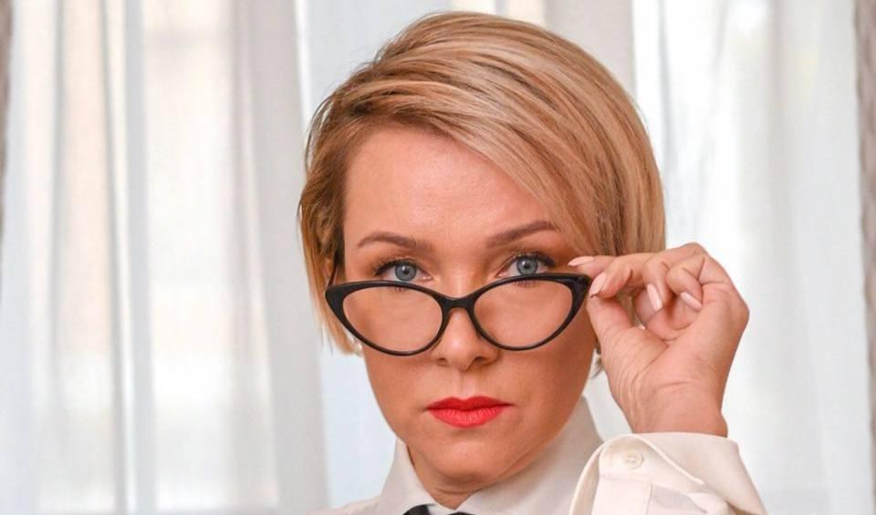 Колишня членкиня Нацради з телерадіомовлення замінить Ольгу Фреймут у шоу «Від пацанки до панянки»