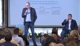 Бородянский и Томиленко повздорили из-за финансирования НСЖУ и закона о дезинформации
