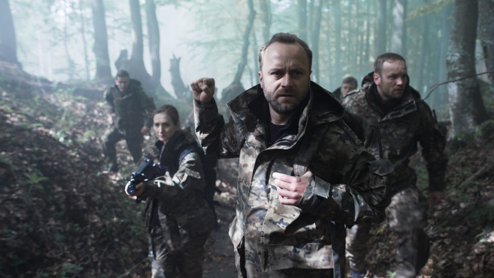 Польська «Ватага»: ще один дошкульний серіал про Україну