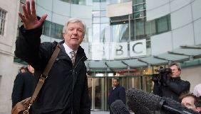 Гендиректор BBC йде з посади