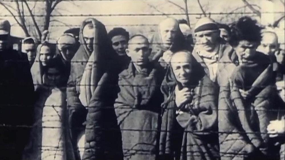На «Інтері» покажуть прем'єру документального проєкту «Аушвіц. Інструкція з незастосування»