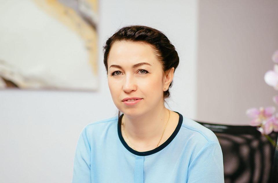 Голова Держкіно Марина Кудерчук просить судити про неї за результатами роботи