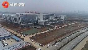 «Китай за два дні збудував лікарню для хворих з коронавірусом»: ЗМІ купилися на фейк