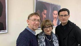 У кінотеатрі «Жовтень» відкрилася виставка фотопортретів українських акторів