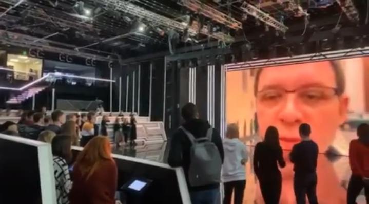 «Наш» змінює стратегію мовлення: на каналі представили нового головреда та виконавчого продюсера