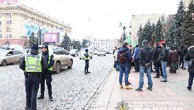 У Харкові оголосили підозру чоловіку, через дії якого постраждала знімальна група СТБ