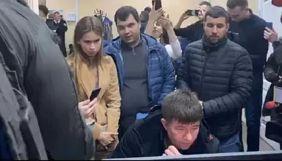 «Репортери без кордонів» засудили обшуки на «1+1»