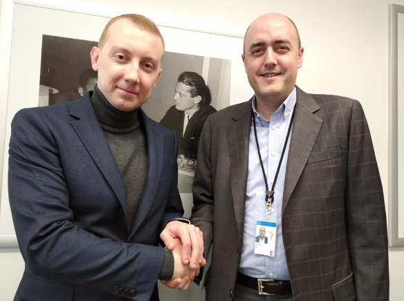 Асєєв попросив сенаторів США натиснути на РФ, щоб закрити в'язницю «Ізоляція» в Донецьку